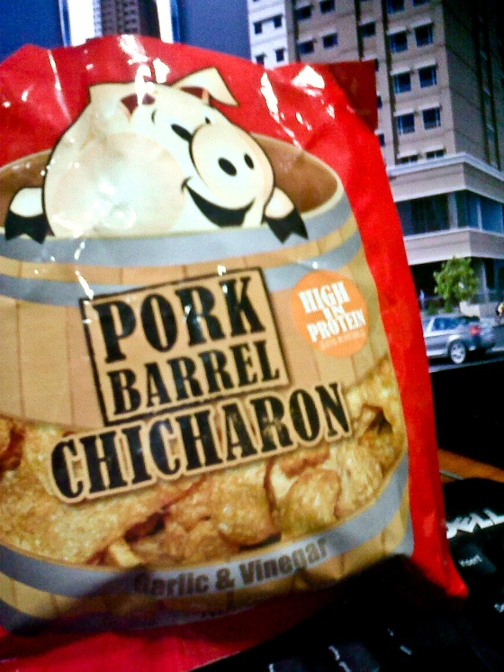 A share of pork barrel, anyone?